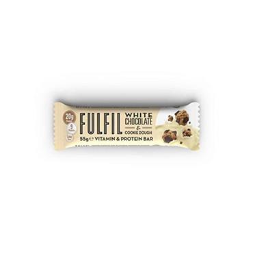 FULFIL WHITE CHOCOLATE AND COOKIE DOUGH BAR