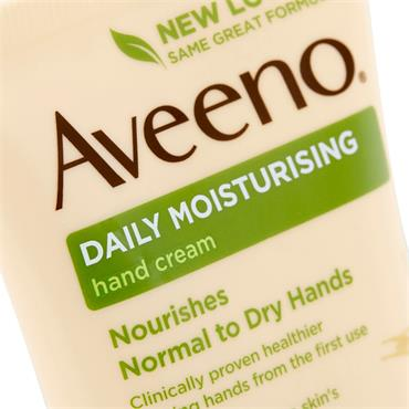 AVEENO DAILY MOIST HAND CR 75M