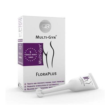 MULTI-GYN FLORAPLUS (5 TUBES)