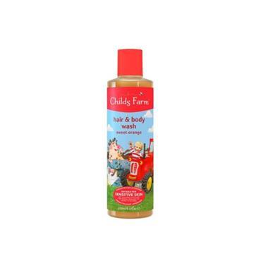 CHILDS FARM HAIR & BODY WASH SWEET ORANGE 250ML