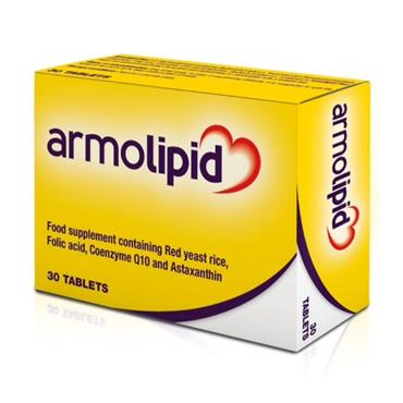 ARMOLIPID 30 TABLETS MEDA