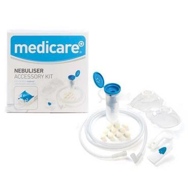MEDICARE NEBULISER ACCESSORY KIT