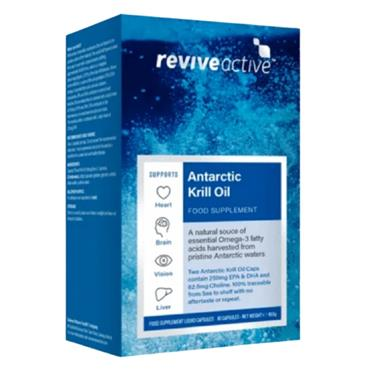 REVIVE ACTIVE REVIVE ACTIVE ANTARCTIC KRILL OIL