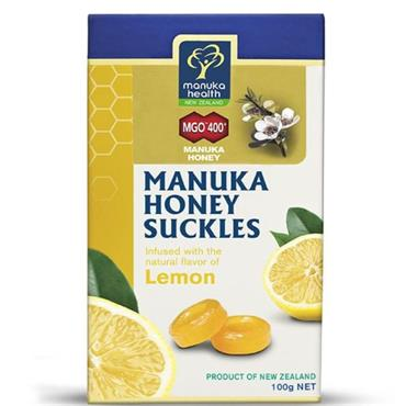 MANUKA HONEY SUCKLES LEMOM