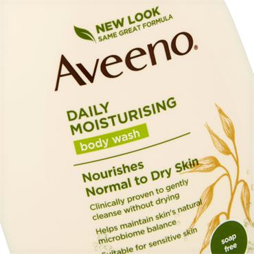 AVEENO DAILY MOISST BODY W 500