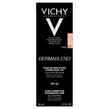 VICHY DERMABLEND SMOOTH 30