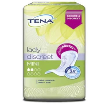 TENA LADY DISCREET MINI 20S