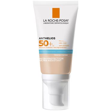LA ROCHE POSAY ANTHELIOS ULTRA PROTECTION HYDRATING CREAM TINT SPF50