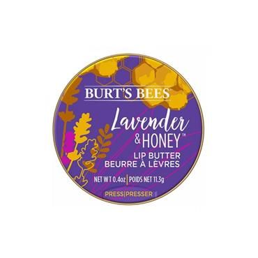 BURTS BEES LAVENDER & HONEY LIP BUTTER 7.08G
