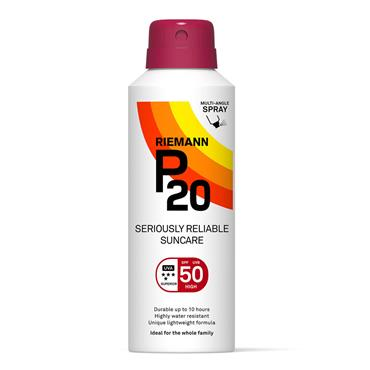 RIEMANN P20 SPRAY SPF 50 HIGH 150ML