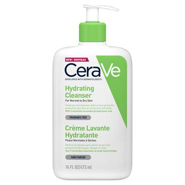 CERAVE HYDRATING CLEANSER 473M