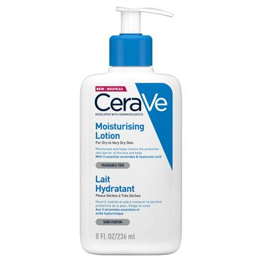 CERAVE MOISTURISING LOT 236ML