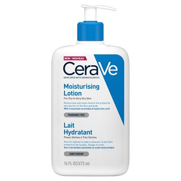 CERAVE MOISTURISING LOT 473ML