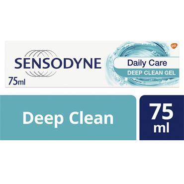 SENSODYNE DAILY CARE DEEP CLEAN GEL 75ML