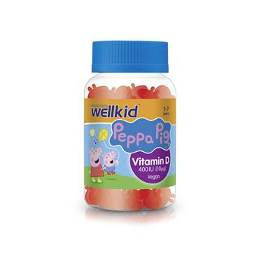 VITABIOTICS WELLK PEPPA VIT D