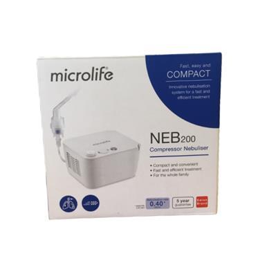 MICROLIFE MICROLIFE NEB200 COMPRESSOR NEBULISER