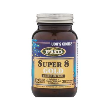 UDOS CHOICE SUPER 8 GOLD 30 CAPSULES
