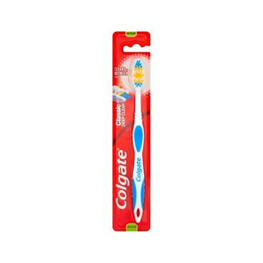 COLGATE CLASSIC DEEP CLEAN TOOTHBRUSH