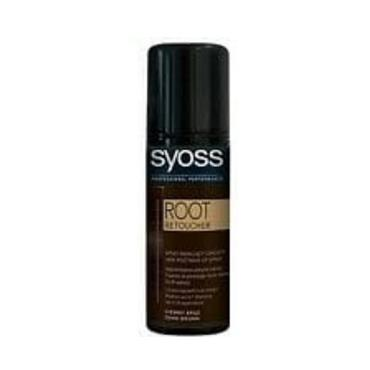 SYOSS ROOT RETOUCHER DARK BROWN 120ML