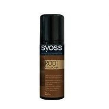 SYOSS ROOT RETOUCHER BROWN 120ML