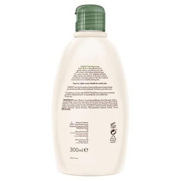 AVEENO DAILY MOIST BW SOAP F