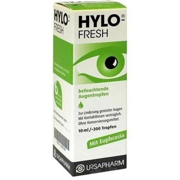 HYLO-FRESH EYE DROPS PRESERVATIVE FREE 7.5ML