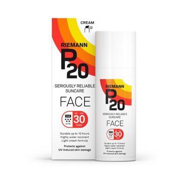 RIEMANN P20 FACE CREAM 50G SPF 30