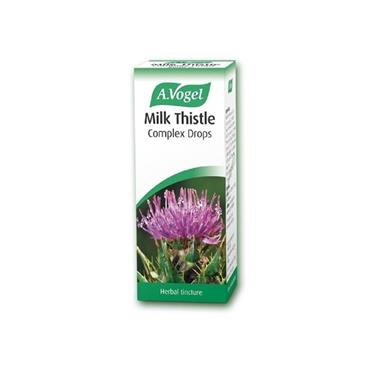 A.VOGEL MILK THISTLE COMPLEX DROPS 100ML