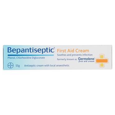BEPANTISEPTIC 1ST AID CREAM 55G