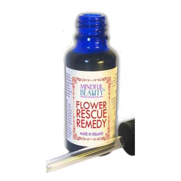 MINDFUL BEAUTY FLOWER RESCUE REMEDY 20ML