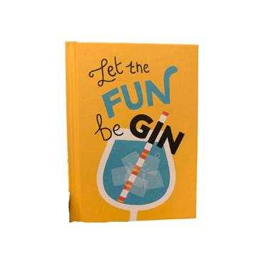 LET THE FUN BE GIN BOOK