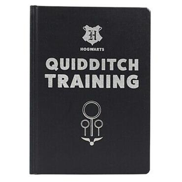 HARRY POTTER A5 NOTEBOOK QUIDDITCH TRAINING