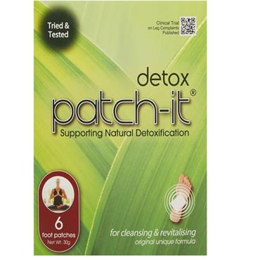 DETOX PATCH IT 3 NIGHT COURSE