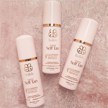 BIA BELLE SELF TAN FOAM MEDIUM
