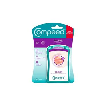 COMPEED COLD SORE PATCH APPLICATION