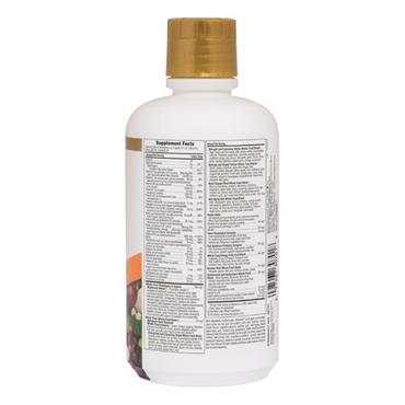 NATURES PLUS SOURCE OF LIFE GOLD MULTI VITAMIN LIQUID 887ML