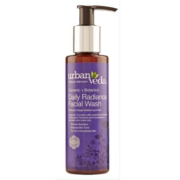 URBAN VEDA RADIANCE DAILY FACIAL WASH