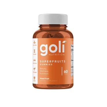GOLI SUPERFRUITS GUMMIES