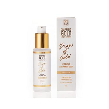SOSU DRIPPING GOLD DROPS OF GOLD 30ML