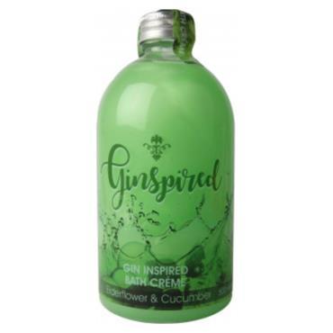GINSPIRED GIN INSPIRED BATH CRYSTALS ELDERFLOWER & CUCUMBER