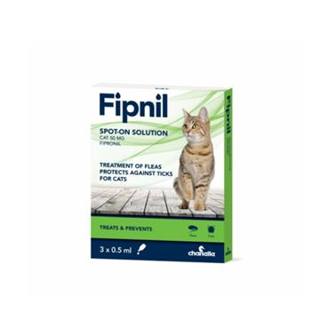 FLEATIX SPOT ON SOLUTION FOR CATS