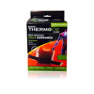 THERMO DR SELF HEATING BACK SUPPORT