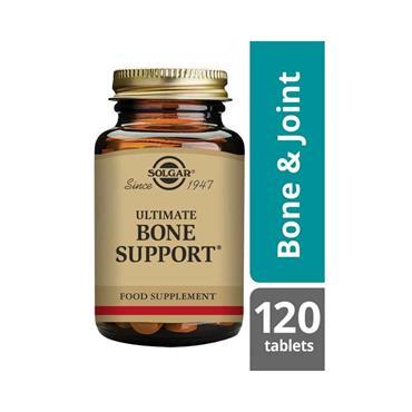 SOLGAR ADVANCED BONE SUPPORT TABLETS 120 E28