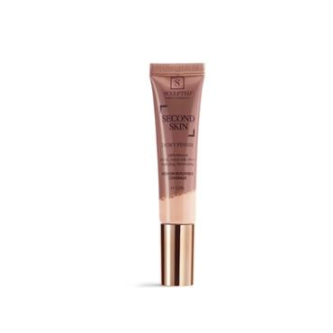 SCULPTED BY AIMEE SECOND SKIN DEWY PORCELAIN NO 1 0 30ML