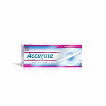 ACCURATE PREGNANCY TEST