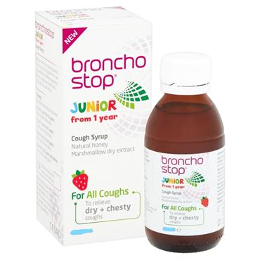 BRONCHOSTOP JUNIOR COUGH SYRUP