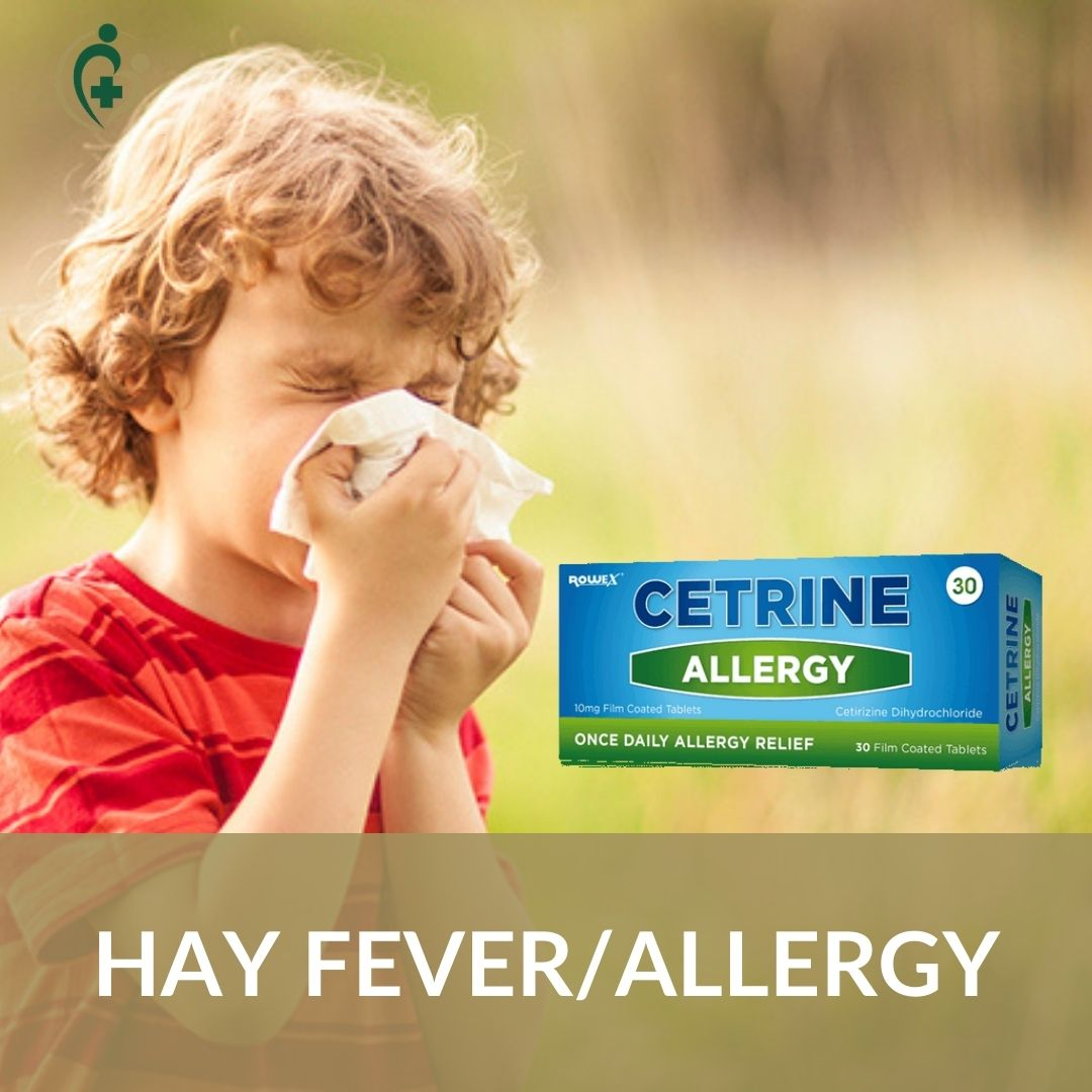 HAY FEVER ALLERGY PRODUCTS