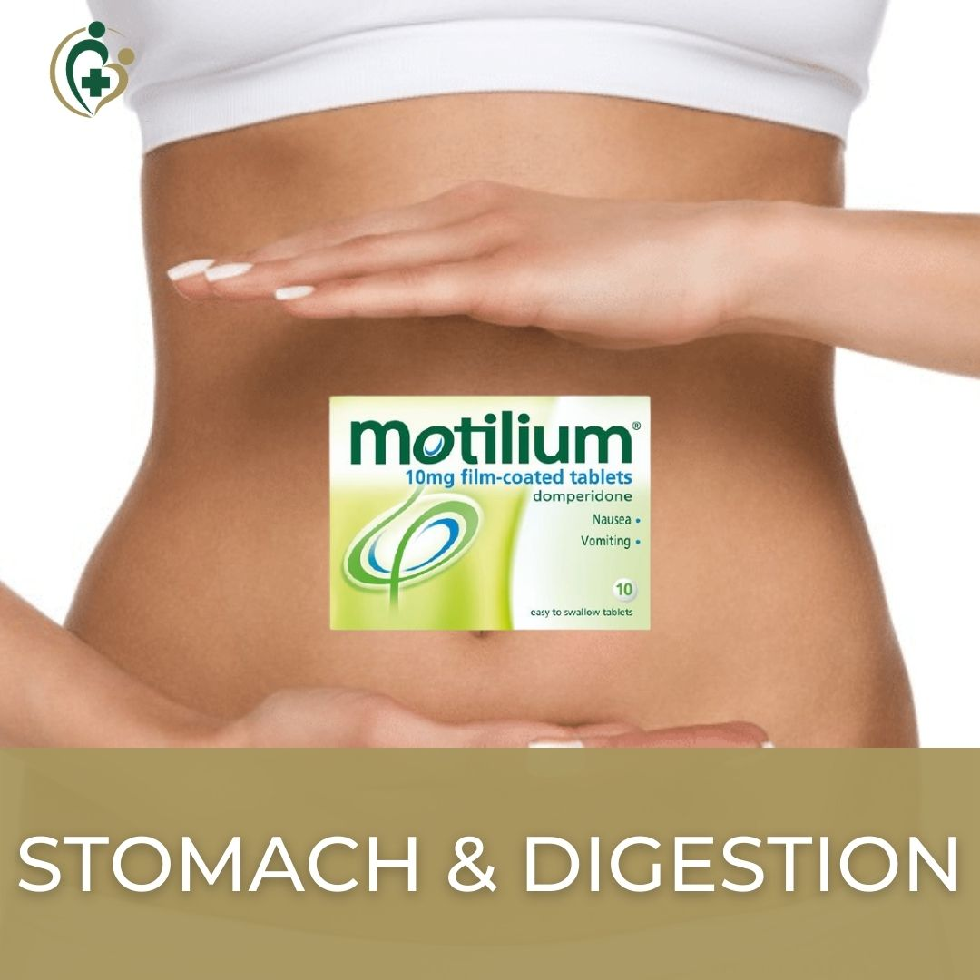 STOMACH & DIGESTION PRODUCTS