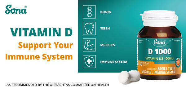 sona vitamin d