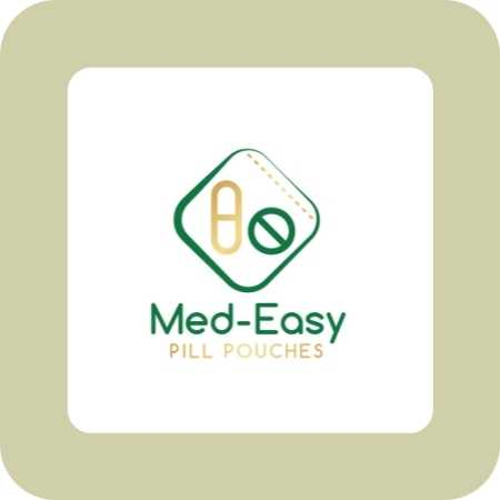 Med-Easy Pill Pouches